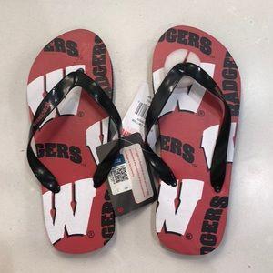 Shoes - Uw Madison flip flops size 5.5-6